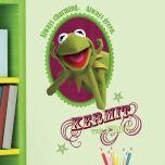 Adesivo Kermit Muppets - Disney