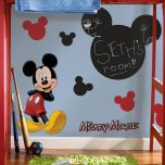 Adesivo Mickey Lousa - Disney