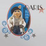 Adesivo Miss Piggy Muppets - Disney