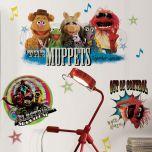 Adesivo Os Muppets Cartela - Disney