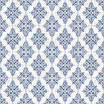 Adesivo para Azulejo - Colonial Azul