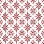 Adesivo para Azulejo - Colonial Vermelho