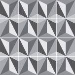 Adesivo para Azulejo - Illusion Gris