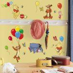 Adesivo Ursinho Pooh e Amigos - Disney