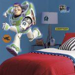 Adesivo Buzz Brilhante Toy Story - Disney