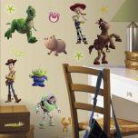 Adesivo Toy Story Cartela - Disney
