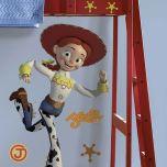 Adesivo Jessie Toy Story - Disney