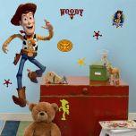 Adesivo Woody Toy Story - Disney