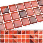 Faixa Pastilha Adesiva Resinada - Cross Vermelha