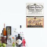 Placa Crown Porter / St. Marys