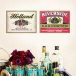 Placa Holland / Riverside