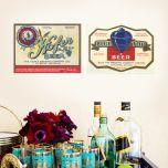 Placa Kofer / Blue Top