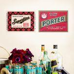 Placa Superfine / Porter